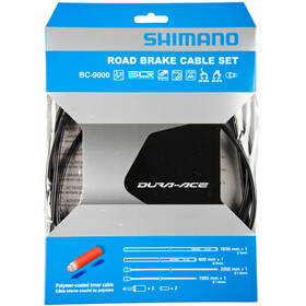 Shimano Dura-Ace BC-9000 Brake Cable Set Polymerhölje black